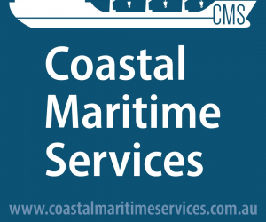 Coastal Maritime Services logo