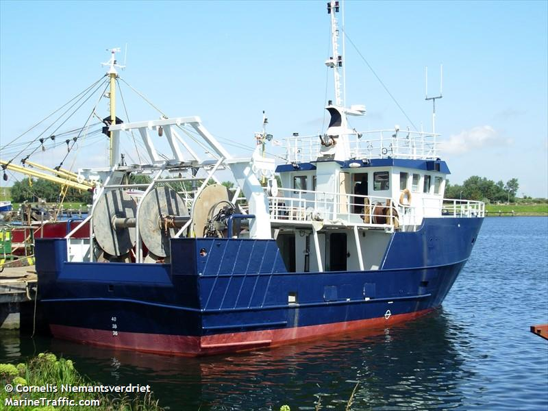 SALTVIK - Fishing Vessel: current position and details | IMO ...