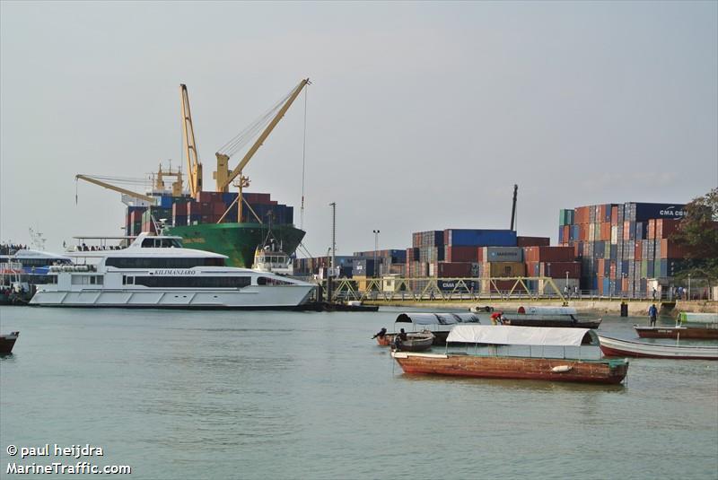 Vessel details for: CARIBE (Passenger Ship) - IMO 9570981