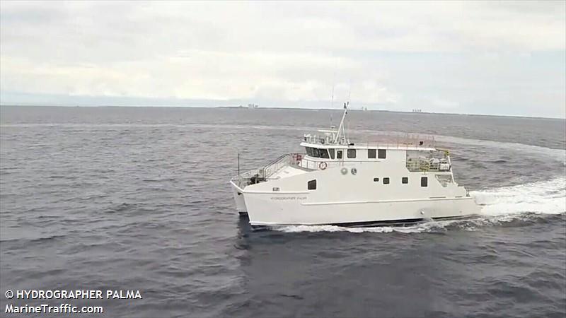Hydrographer Namria C Palma