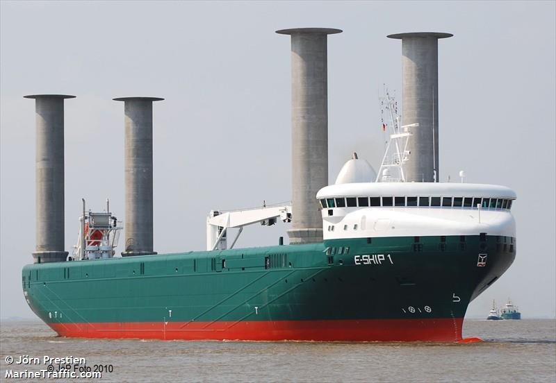 Schiffsdetails Für E Ship 1 General Cargo Imo 9417141 Mmsi