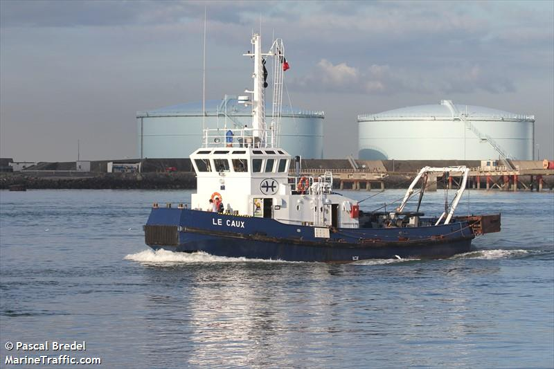 Schiffsdetails für: le caux tug imo 8025939 mmsi 227020400