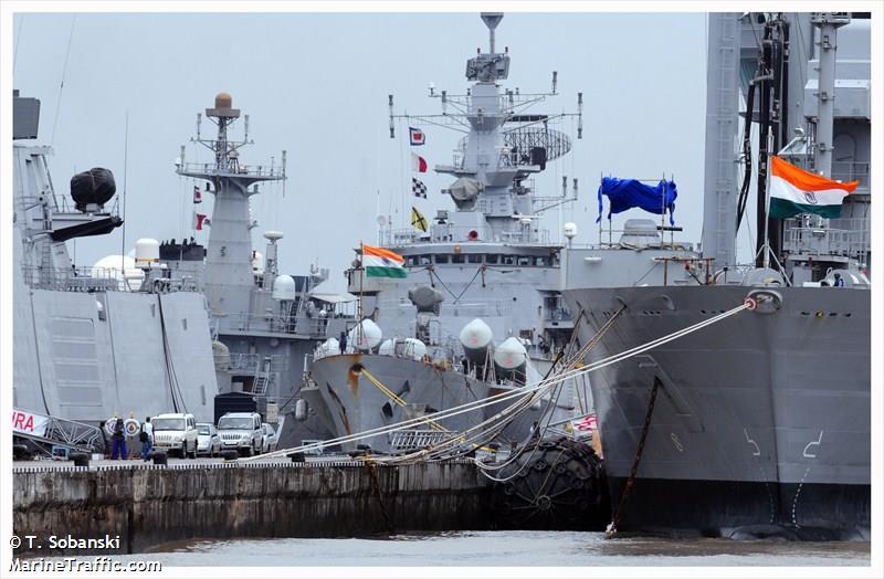 Port of MUMBAI (IN BOM) details - Departures, Expected