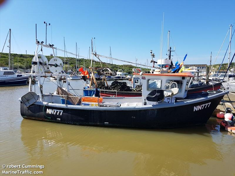 Vessel details for: IZZY MAD NN777 (Fishing) - MMSI