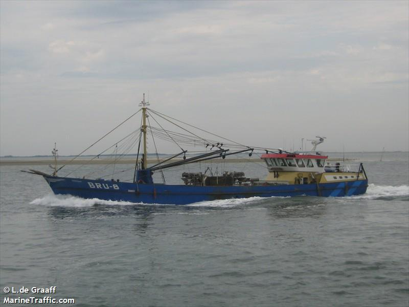 Vessel details for: MARINUS (Fishing Vessel) - IMO 8911970 ...