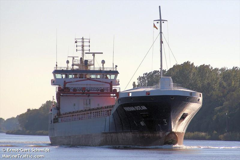 Vessel details for: FRISIAN OCEAN (General Cargo) - IMO
