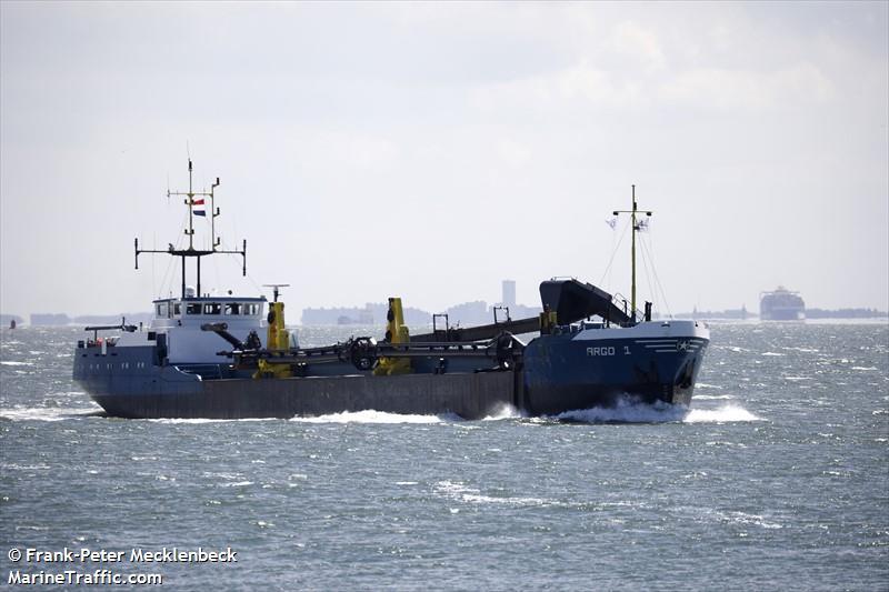 Argo_1 >> Vessel Details For Argo 1 Hopper Dredger Imo 8211617 Mmsi