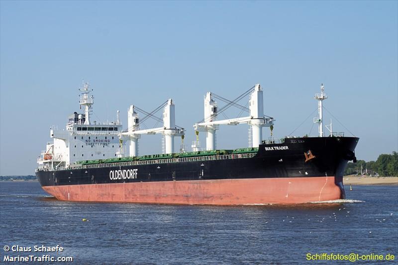 vessel details for bulk trader bulk carrier imo 9762493 mmsi