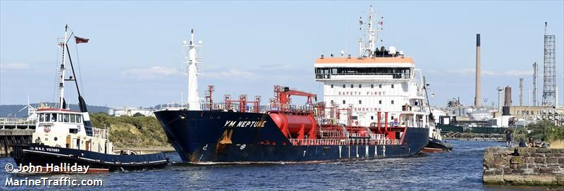 Vessel details for: YM NEPTUNE (Oil/Chemical Tanker) - IMO ...