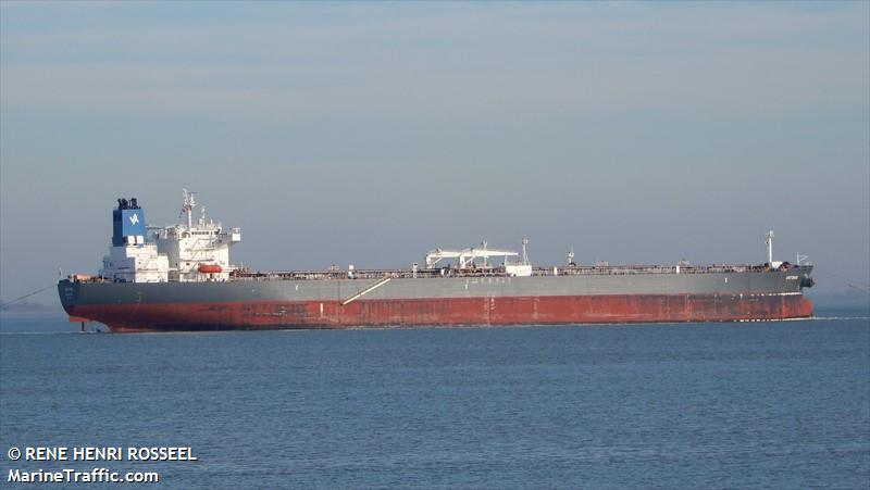 Vessel details for: ANTONIS (Crude Oil Tanker) - IMO 9779953