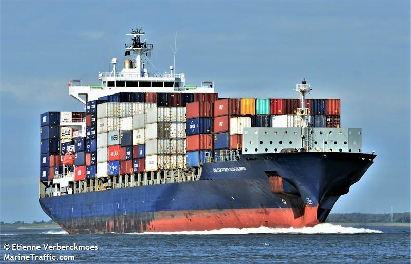 Vessel details for: AS CAMELLIA (Container Ship) - IMO