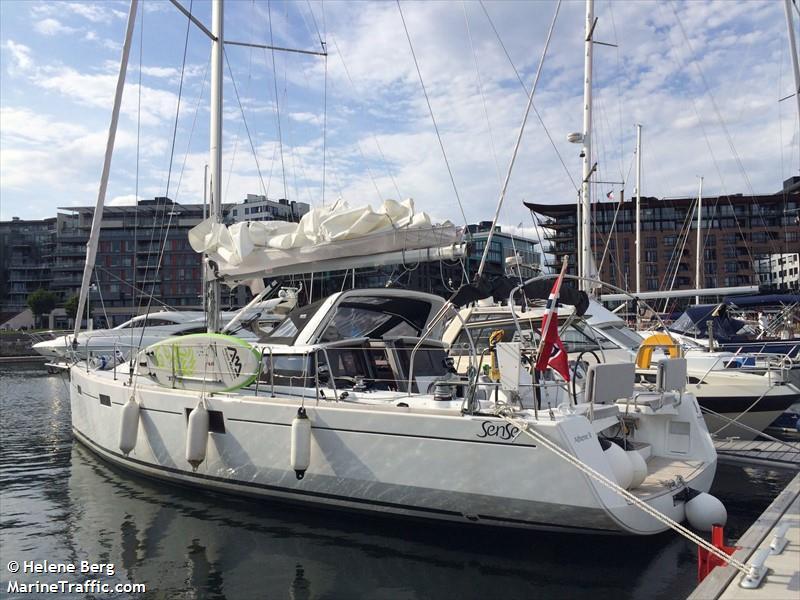 Vessel details for: ATHENE II (Sailing Vessel) - MMSI 258168780
