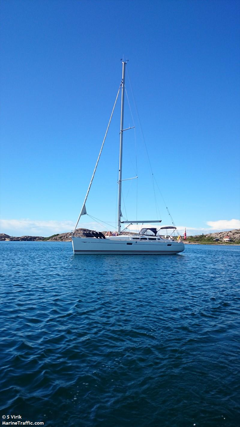 Vessel details for: LYDIA (Sailing Vessel) - MMSI 258569410, Call