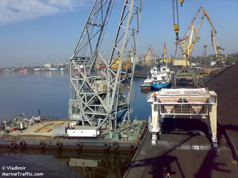 Vessel details for: PK 23 (Local Vessel) - MMSI 272102100