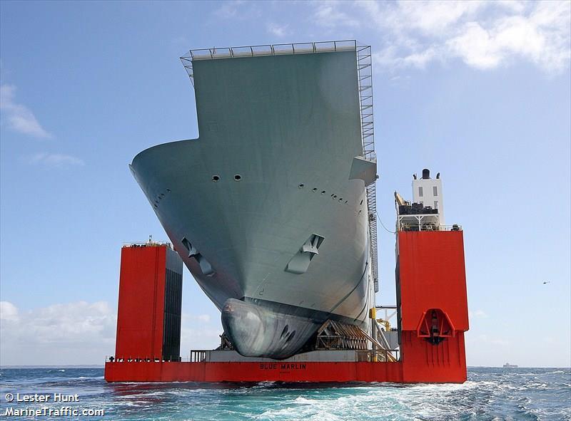 Largest Cargo Ship >> Massive Design - The Blue Marlin | Milindo Taid