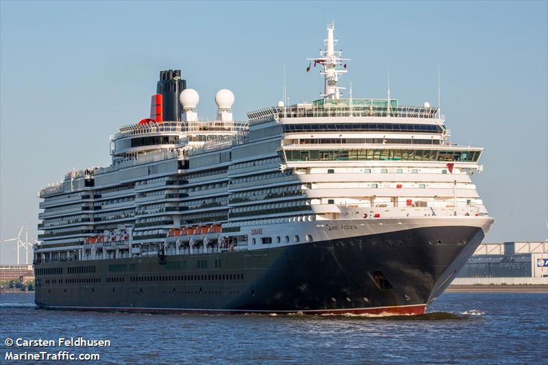 Vessel Details For QUEEN VICTORIA Passenger Ship IMO - Cruise ship queen victoria present position