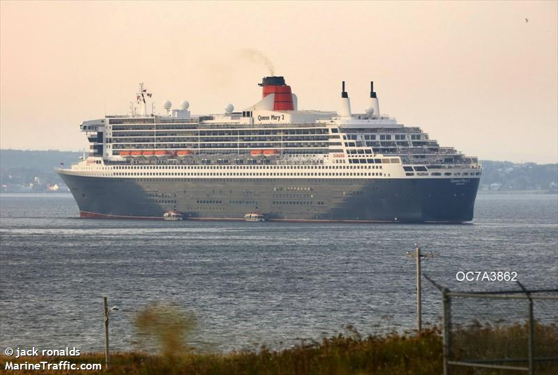 Vessel Details For QUEEN MARY Passenger Ship IMO - Tracking queen victoria cruise ship