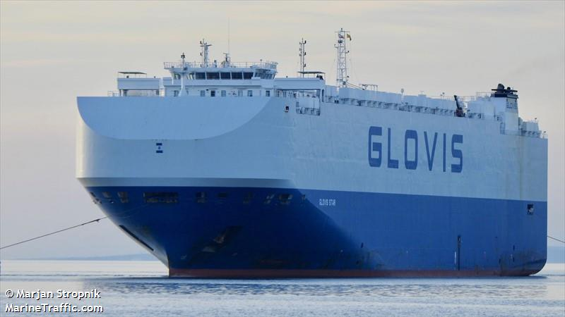 Vessel details for: GLOVIS STAR (Vehicles Carrier) - IMO