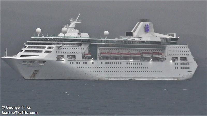 Vessel Details For EMPRESS OF THE SEAS Passenger Ship IMO - Empress of the seas cruise ship