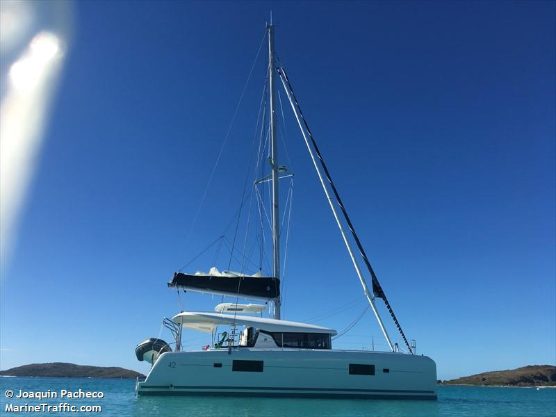 Vessel details for: LEHMAR (Sailing Vessel) - MMSI 338154634, Call
