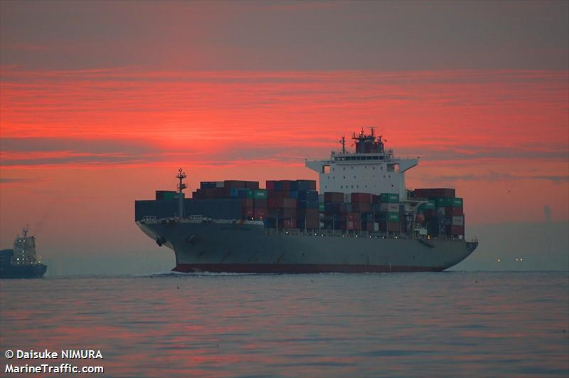 Vessel Details For Brussels Bridge Container Ship Imo