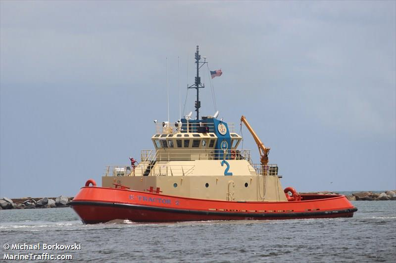 Vessel details for: C TRACTOR 2 (Tug) - IMO 8835152, MMSI ...