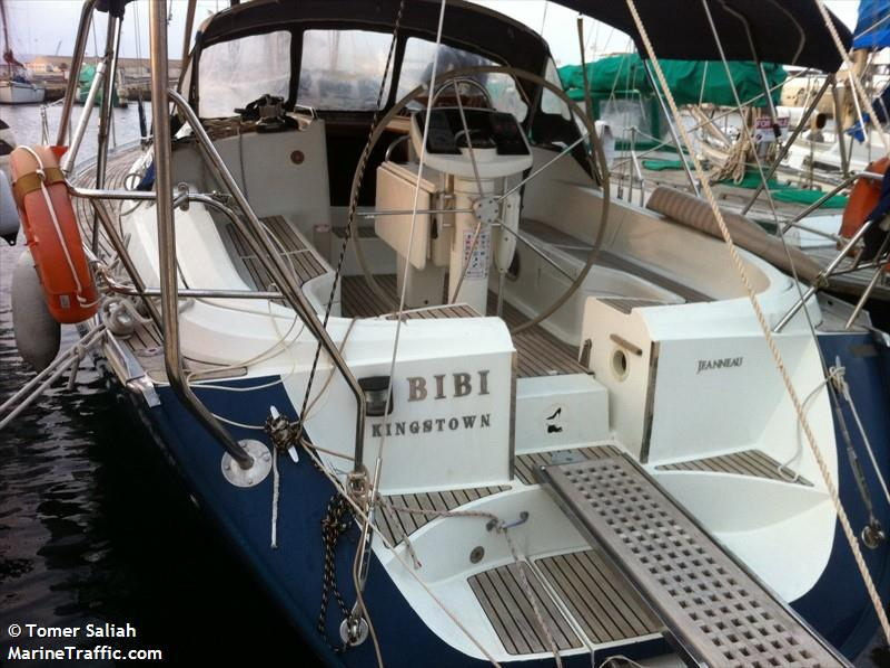 Vessel Details For Bibi Yacht Sailing Vessel Mmsi 367530360