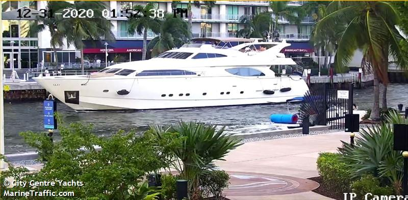 Vessel details for: 007 (Pleasure Craft) - MMSI 367541650, Call Sign