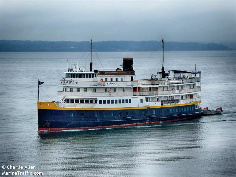 Vessel details for: S S LEGACY (Passenger Ship) - IMO