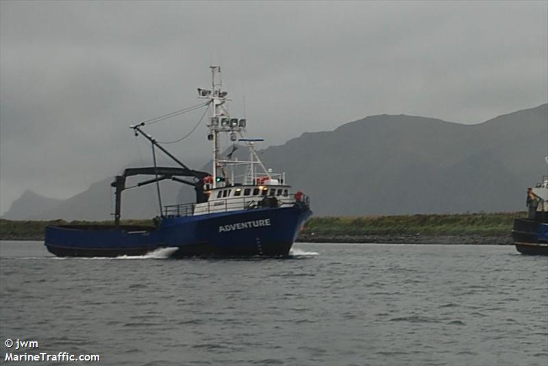 vessel details for adventure fishing vessel imo. Black Bedroom Furniture Sets. Home Design Ideas