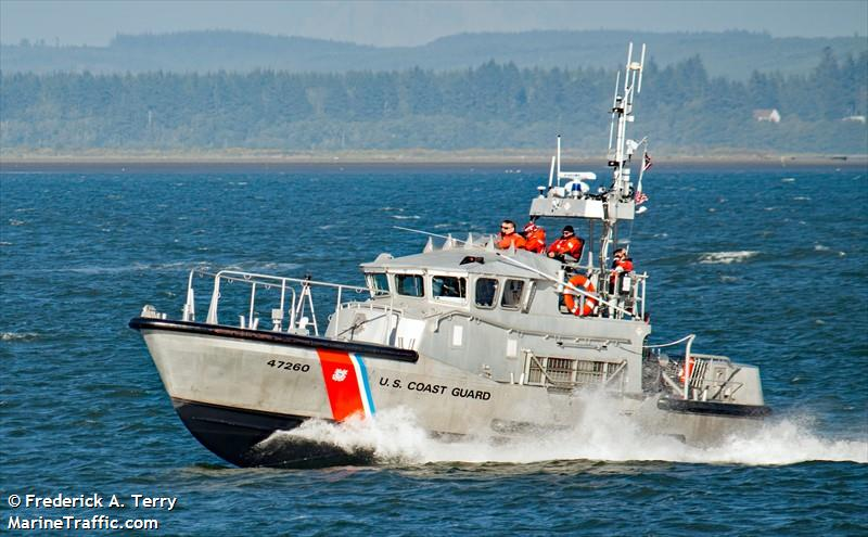 Vessel details for: CG47260 (SAR) - MMSI 369493311, Call Sign