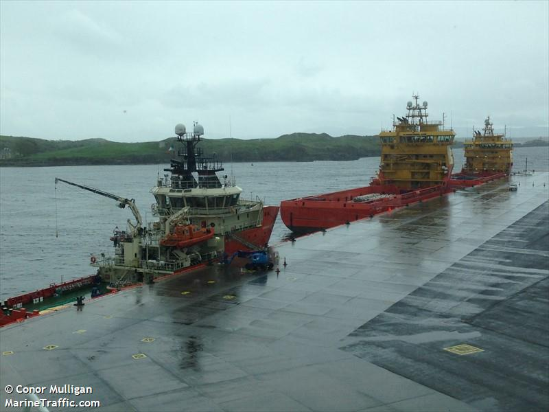 Port of KILLYBEGS (IE KBS) details - Departures, Expected