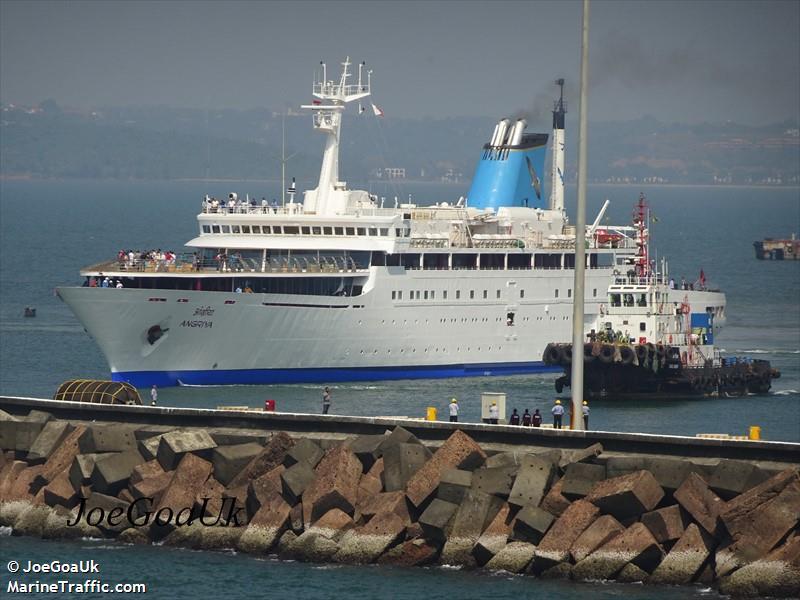 Vessel details for: OGASA (Passenger/Cargo Ship) - IMO
