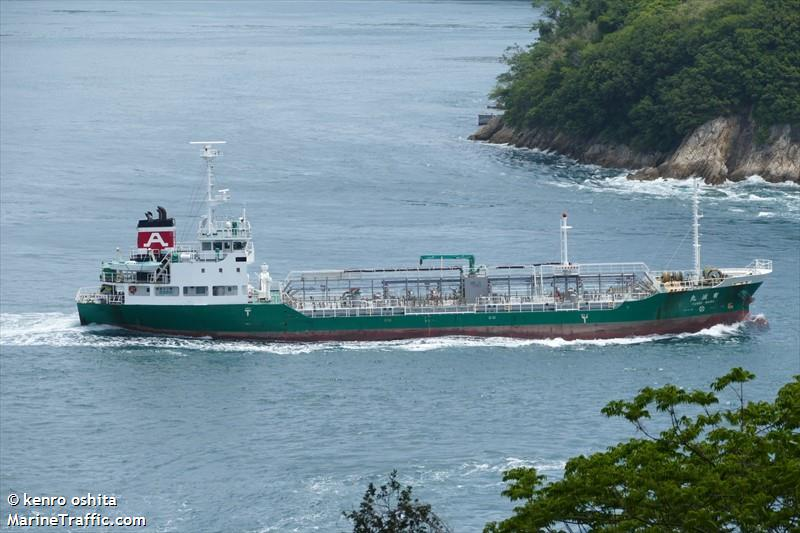 Vessel details for: YUSEI MARU (Oil Products Tanker) - IMO ...