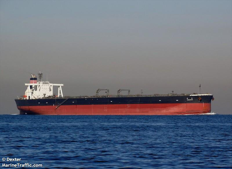 Vessel details for: TAKAHASHI (Crude Oil Tanker) - IMO 9321304, MMSI