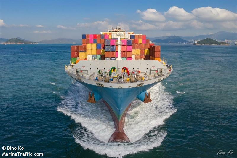 Vessel details for: MOL BEYOND (Container Ship) - IMO