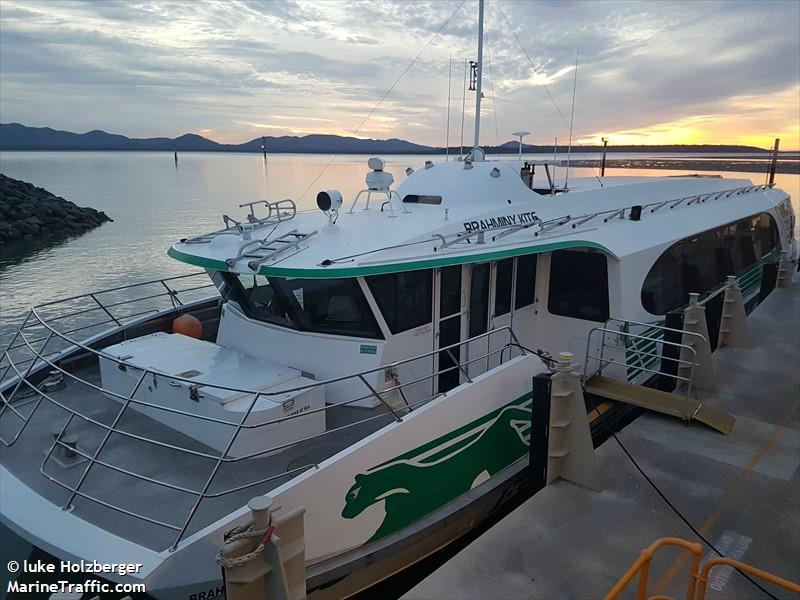 Vessel details for: BRAHMINY KITE (Unspecified) - MMSI ...