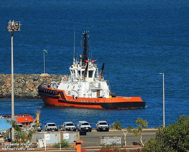 Vessel details for: RIVERWIJS EMMA (Tug) - IMO 9600205, MMSI