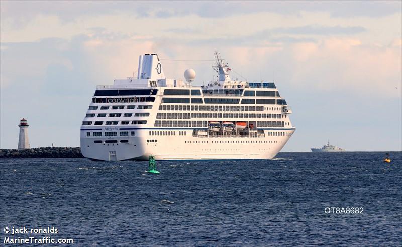 Vessel Details For INSIGNIA Passenger Ship IMO MMSI - Insignia cruise ship