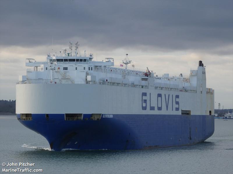 Vessel details for: GLOVIS SOLOMON (Vehicles Carrier) - IMO 9445409