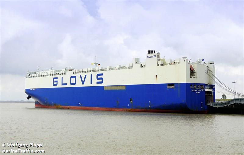 Vessel details for: GLOVIS SAFETY (Vehicles Carrier) - IMO 9798399