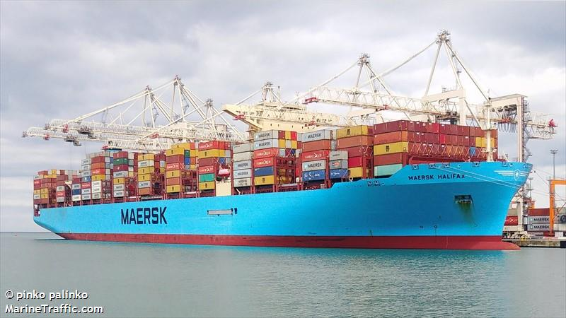 Marine Repair Near Me >> Vessel details for: MAERSK HONAM (Container Ship) - IMO 9784271, MMSI 563030500, Call Sign ...