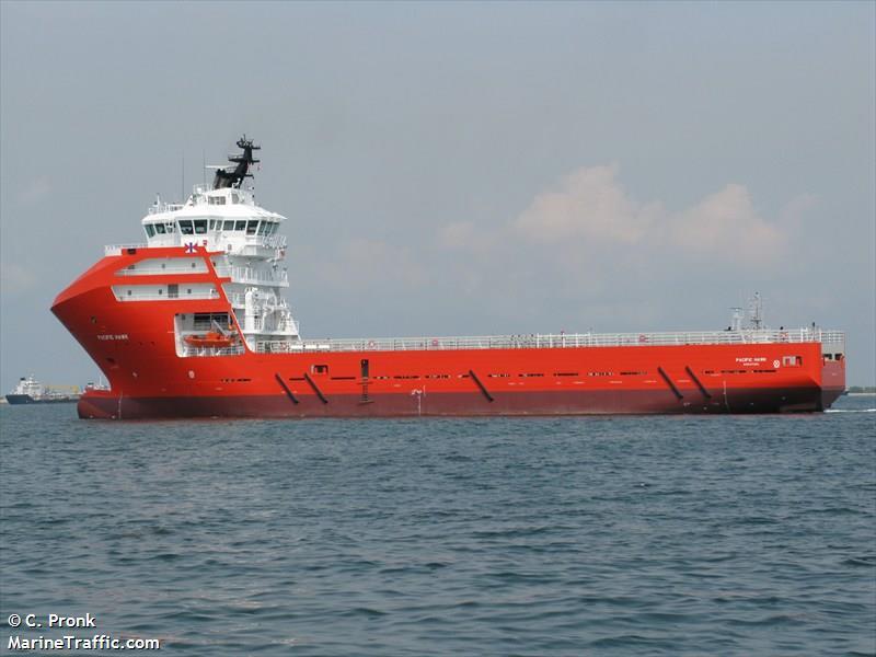 Vessel details for: HAFNIA AUSTRALIA (Oil Products Tanker