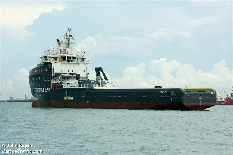 Vessel details for: CAMPOS TIDE (Offshore Supply Ship ...