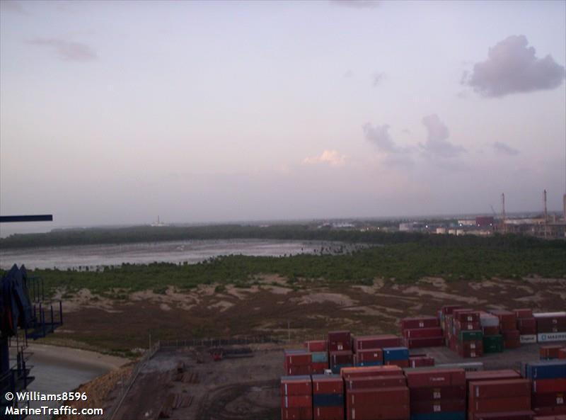 Port of POINT LISAS (TT PTS) details - Departures, Expected