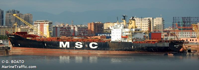 MSC MAGALI
