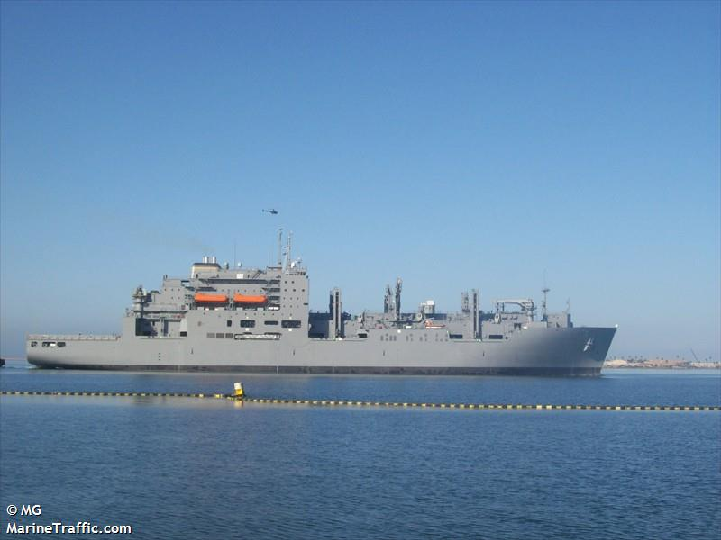 USNS WALLY SCHIRRA