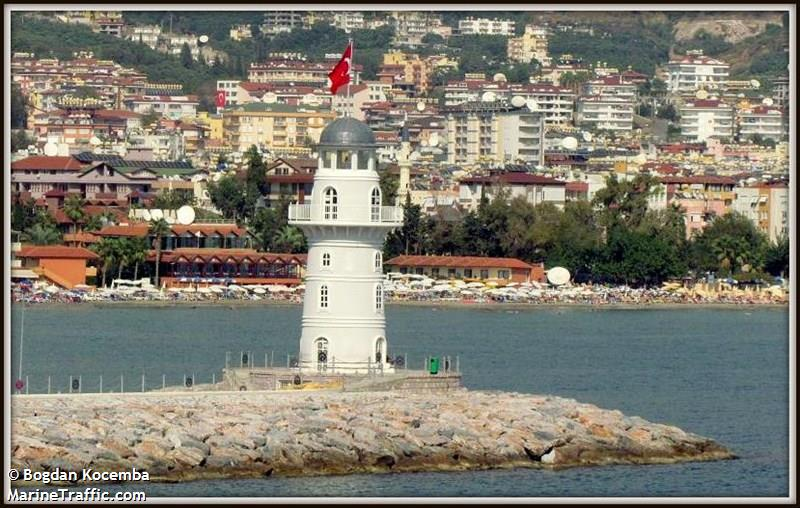 Alanya South Breakwater