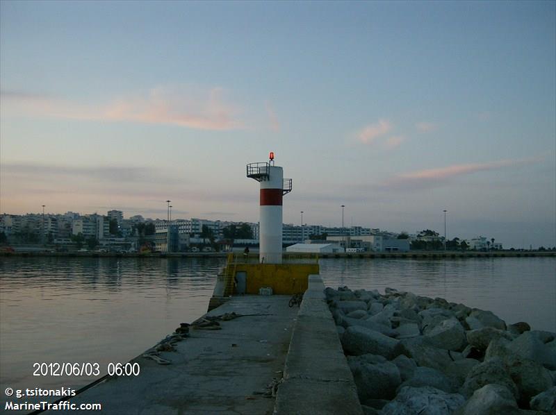 Piraeus Molos Vasileus Georgios