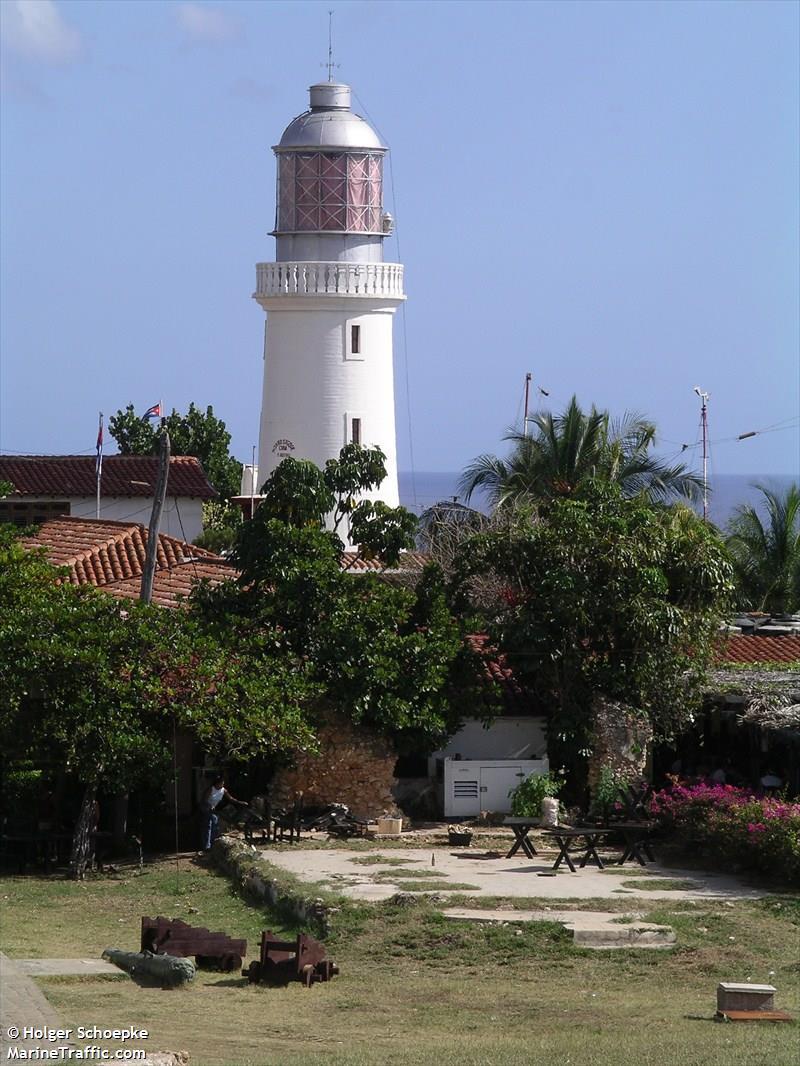 Morro Santiago De Cuba